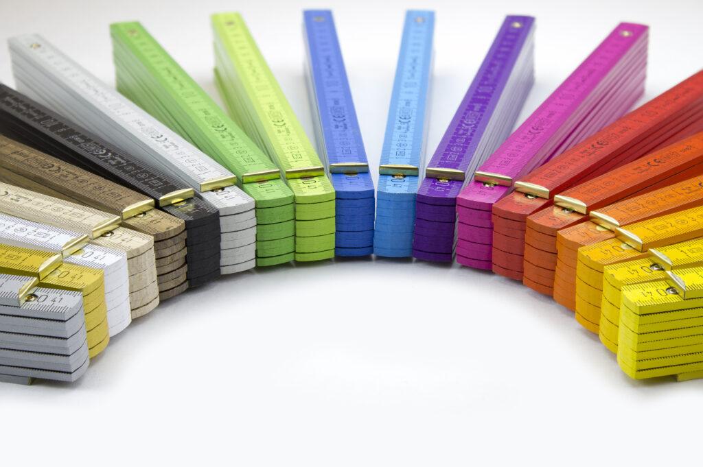 100% Made in Germany, 90 Grad Winkeleinrastung, Winkelgradanzeige, 22 Standardfarben Sonderanfertigung in Farben, Größen, Skalierung möglich.