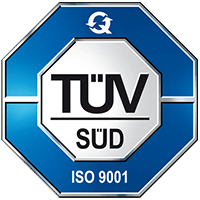 Bauer Maßstabfabrik - Manufacturer of folding rules and measuring tools - TÜV Seal
