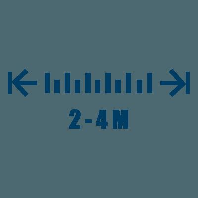 Bauer Maßstabfabrik - Hersteller von Zollstöcken und Messwerkzeugen - 2-4m