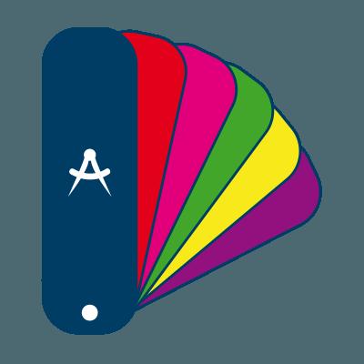 Bauer Maßstabfabrik - Hersteller von Zollstöcken und Messwerkzeugen - Farben