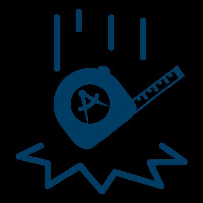 Bauer Maßstabfabrik - Hersteller von Zollstöcken und Messwerkzeugen - Sonderskalierung