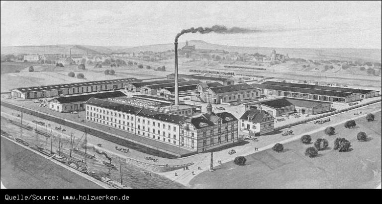 Bauer Maßstabfabrik - Hersteller von Zollstöcken und Messwerkzeugen - Geschichte