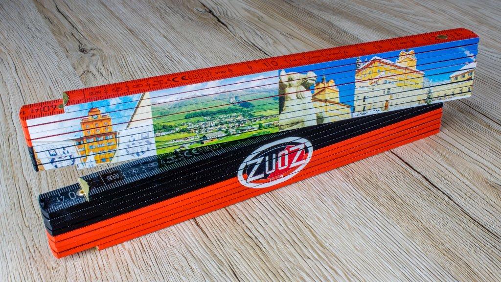 Bauer Maßstabfabrik - Hersteller von Zollstöcken und Messwerkzeugen - Zollstock B400
