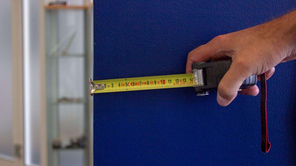 Bauer Maßstabfabrik - Hersteller von Zollstöcken und Messwerkzeugen - Rollbandmaße 850 LED