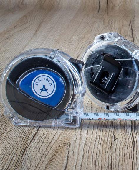 Bauer Maßstabfabrik - Hersteller von Zollstöcken und Messwerkzeugen - Rollbandmaße Desano