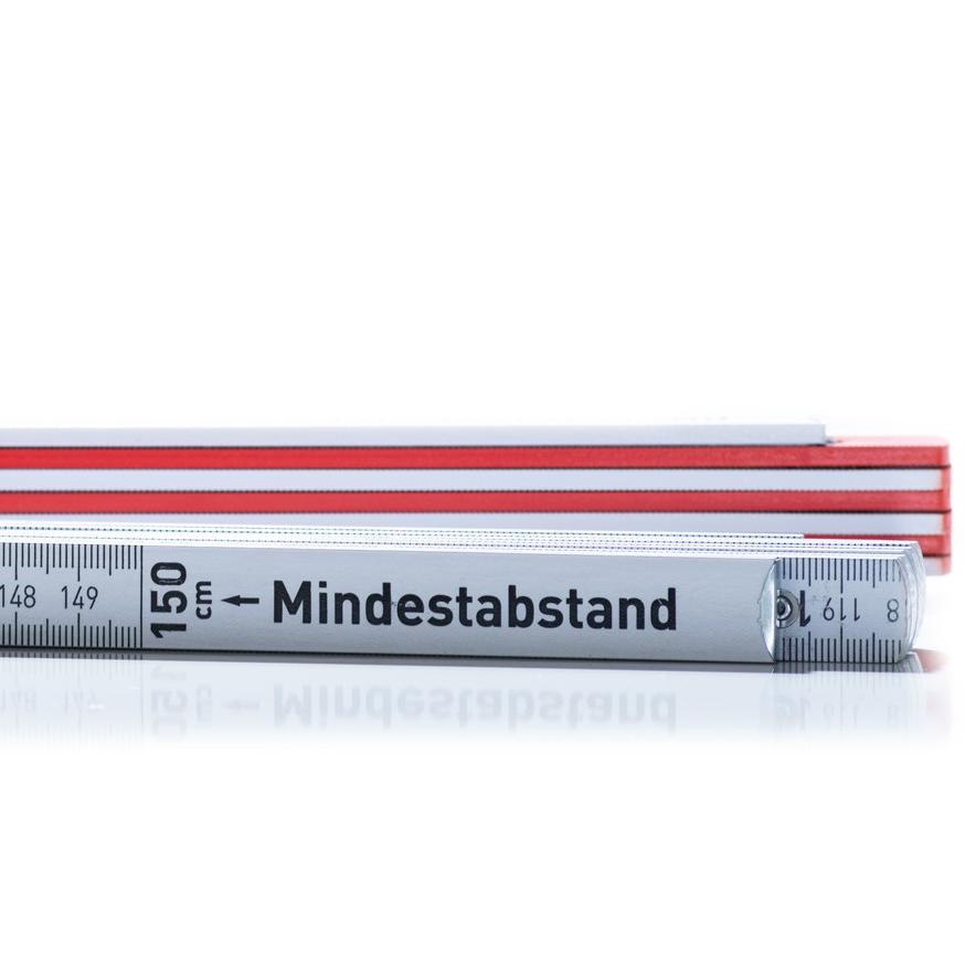 Der Mindestabstand Meter: Flexible Lösungen zur richtigen Zeit, für unsere Kunden!