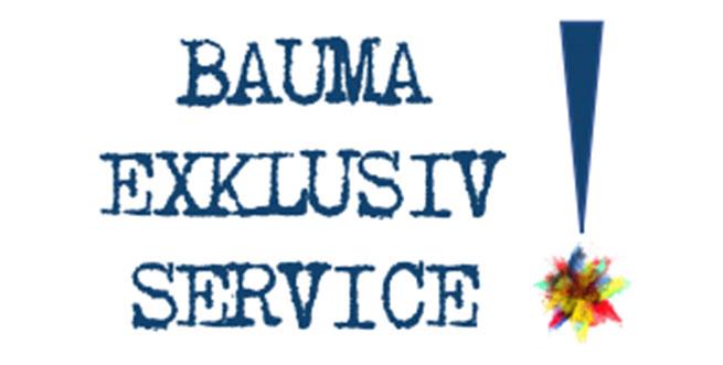 BAUMA EXKLUSIV SERVICE