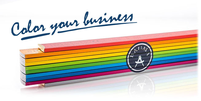 BAUMA color your business
